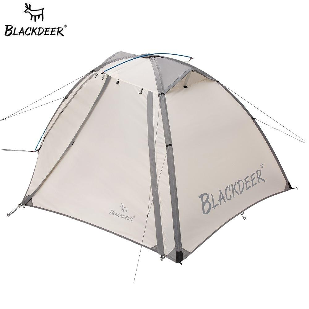 2019 BLACKDEER Outdoor Camping Tent 200 140 110cm Double Layer Weather  Resistant For Fishing Hunting Adventure Family Party Cheap New Lightweight  Tents ... 67781ea5d14d0