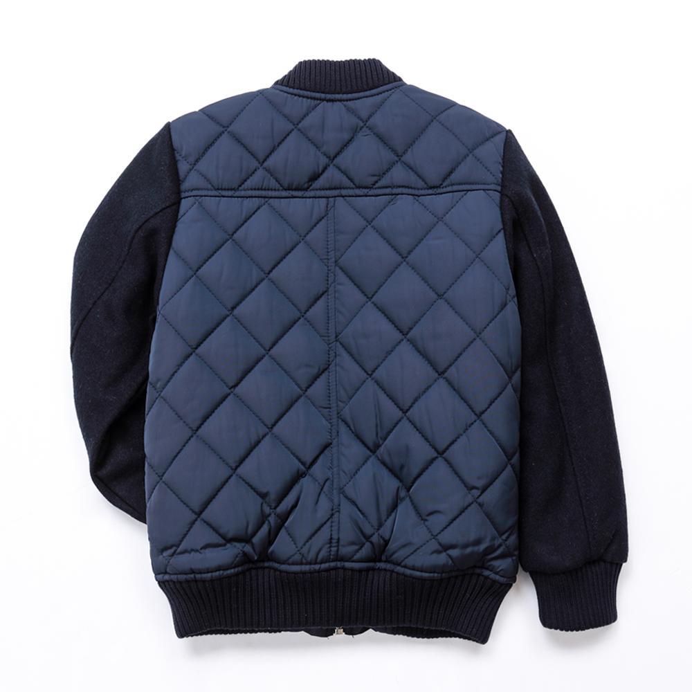 Inverno Ragazzi Giacca Spessa Baseball Sweatershirt Cappotti ragazzi Warm Plus Velluto Bambini Parka Bambini Outwear 3-12 anni