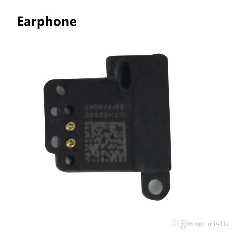 For iPhone 5C Ear Pieces Louder Speaker Power Flex Screw Set Spare parts Copy New Grade AAA No Refurbished