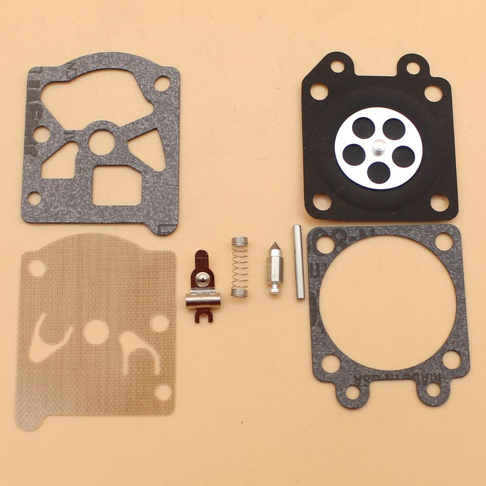 Carburetor Rebuild Repair Kit For STIHL MS170 MS180 MS210 MS230 MS250 017  018 021 023 025 Chainsaw with Walbro Carb