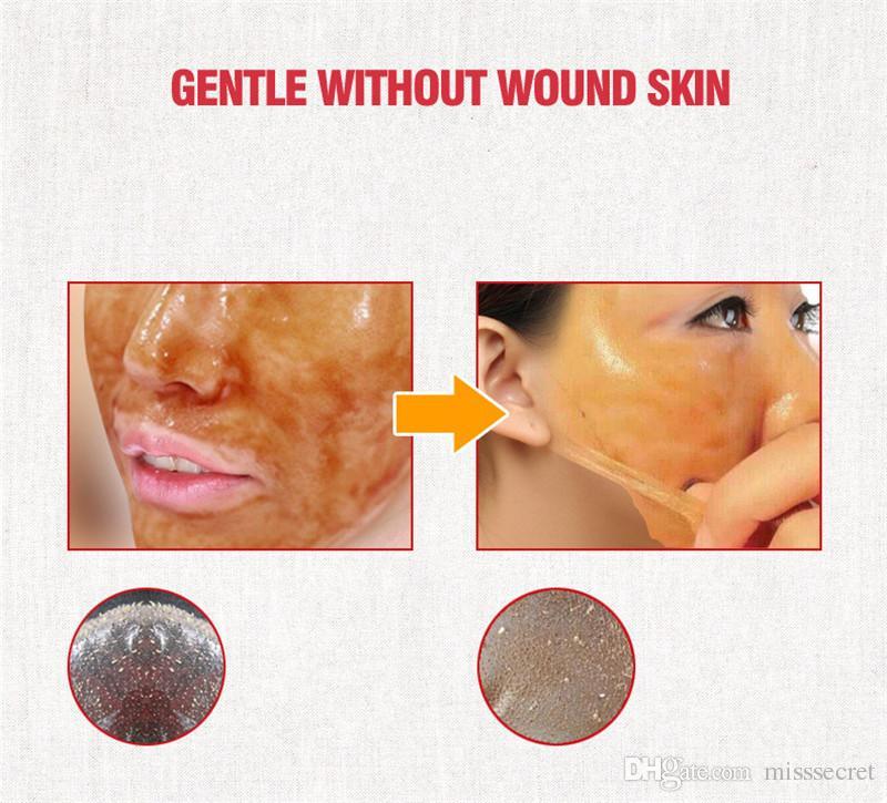 2018 New BIOAQUA Peel Off Facial Mask Pore Clean Blackhead Remove Nose Face Skin Care Moisturizer Anti Acne Black Head Treatments Mask