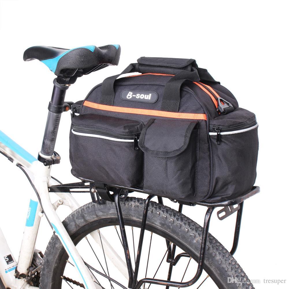 Vélo étanche de stockage de selle Sac Vélo Siège vélo arrière Pochette Outdoor