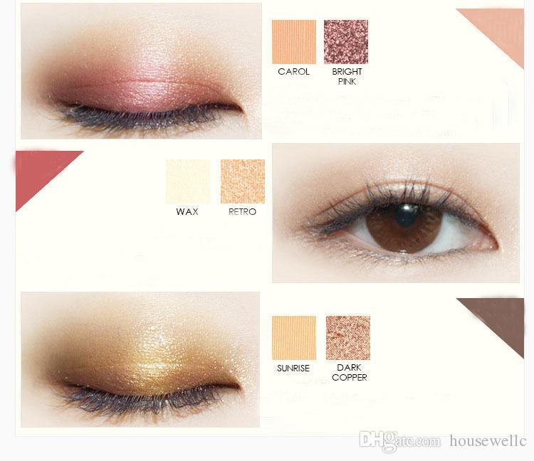 In Stock Focallure New Glitter Eye Shadow Palette Mineral Eye Shadow