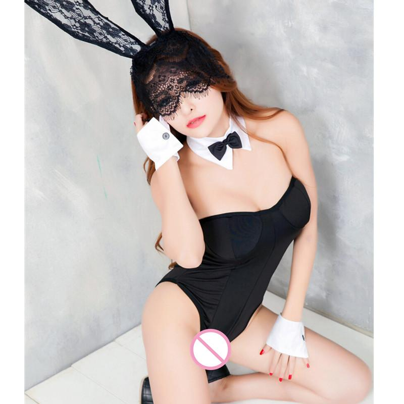 2019 Close Fitting Bunny Girl Sexy Lingerie Women Costumes Sex Toy Sexy  Underwear Role Play From Nakewei, $10.78 | DHgate.Com