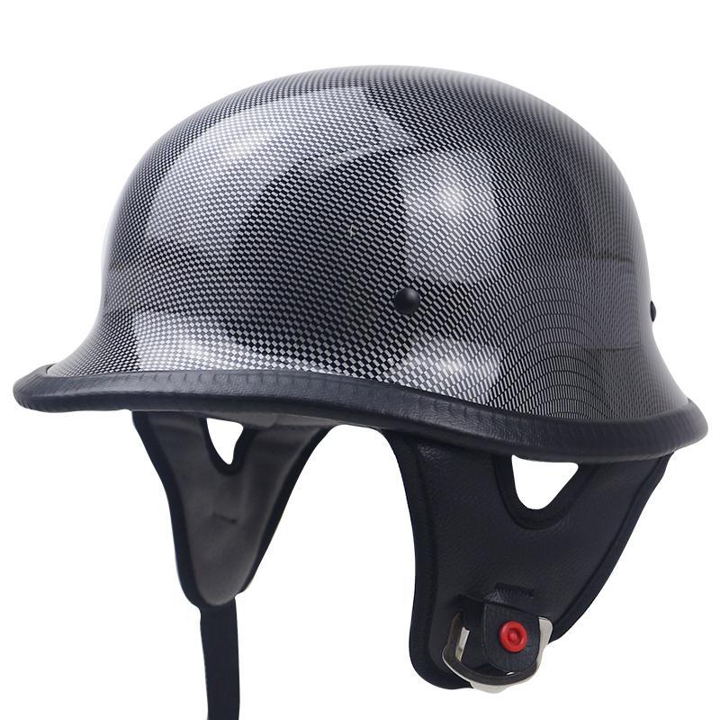 acheter casque allemand m35 design demi visage casque de. Black Bedroom Furniture Sets. Home Design Ideas