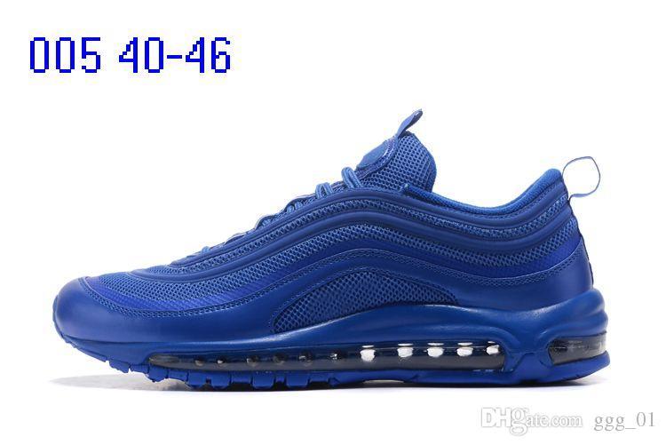 air max silver blu