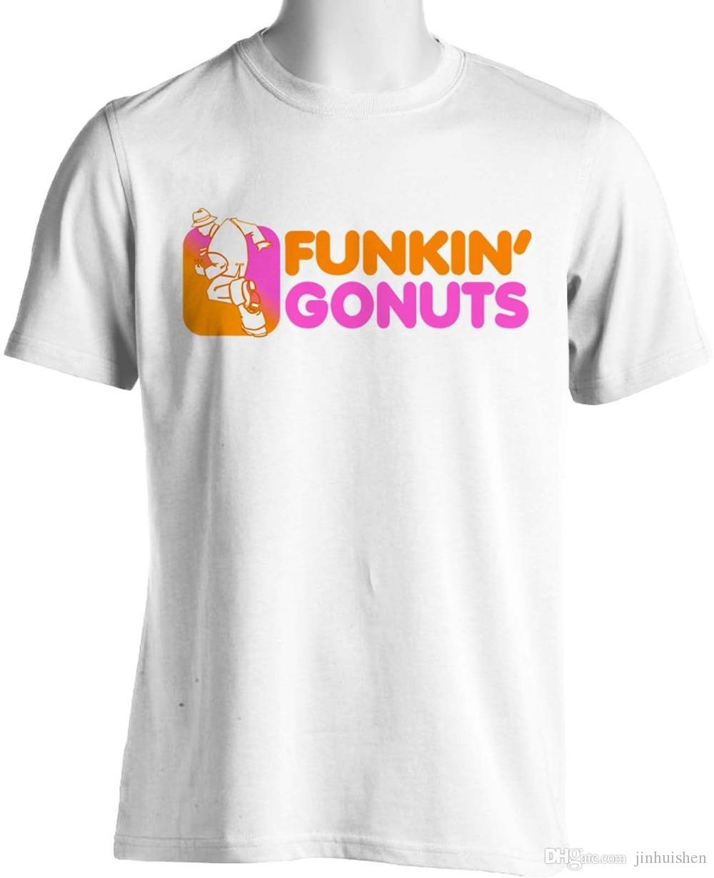 247ef3f74 Fashion Funny Tops Tees Funk And Go Nuts T Shirt Funny Jimmy Fallon Tonight  Show Small To 6XL Big Tall Novelty Tee It T Shirts Humor T Shirts From  Shoptees, ...