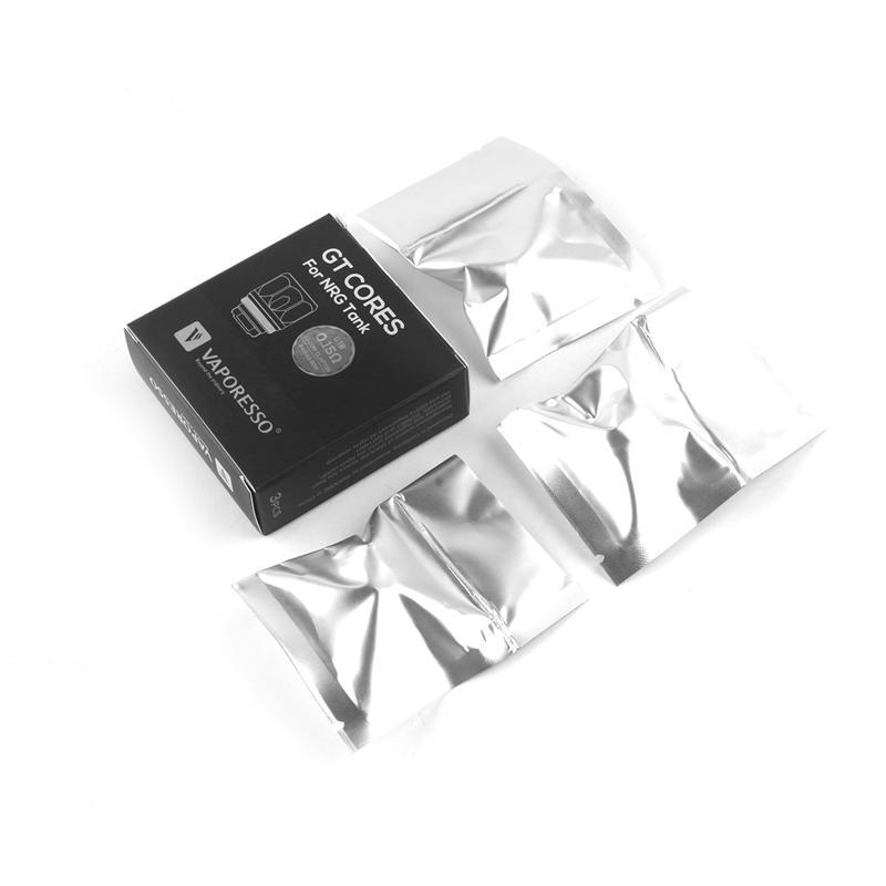 Vaporesso GT Series Cores NRG Coil Head GT2 GT4 GT6 GT8 0.15ohm Replacement Coils for Revenger Kit 0266168