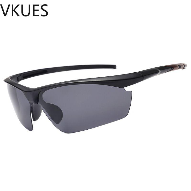 326523ce8c Compre Moda Para Hombre Gafas De Sol Polarizadas Tough Frame UV400 Lente  Deportes Gafas De Sol Ciclistas Gafas Antideslumbrantes Gafas Para  Exteriores A ...