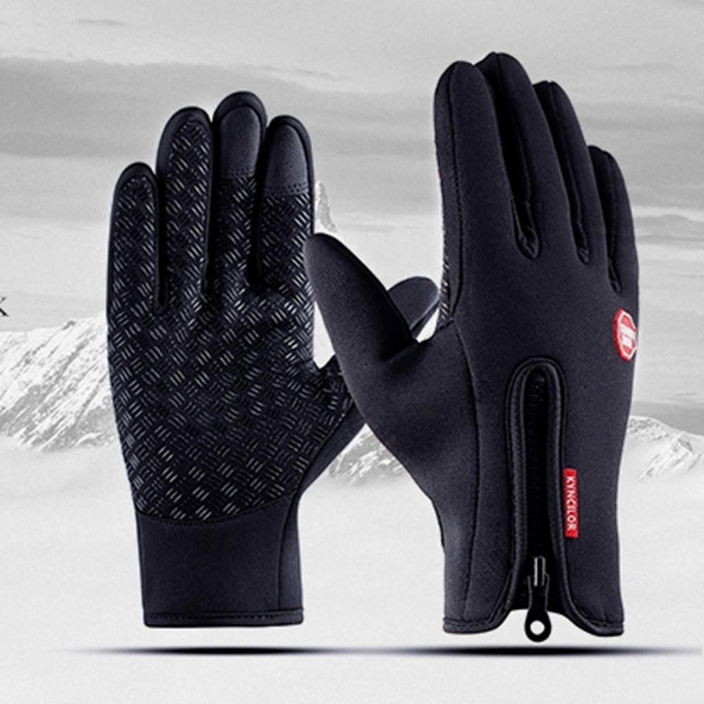 Back To Search Resultsapparel Accessories Anti Slip Men Thermal Winter Fitness Sport Leather Screen Tactical Gloves Mittens Luva Motociclista Male Guantes Eldiven Bicycle