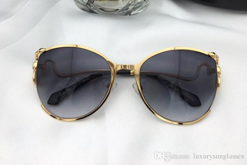 9fcd857b20 1025 Sunglasses Popular Fashion Ladies Designer Special Style UV Protection  Lens Full Frame Top Quality Come With Case And Handwork Bifocal Sunglasses  Retro ...