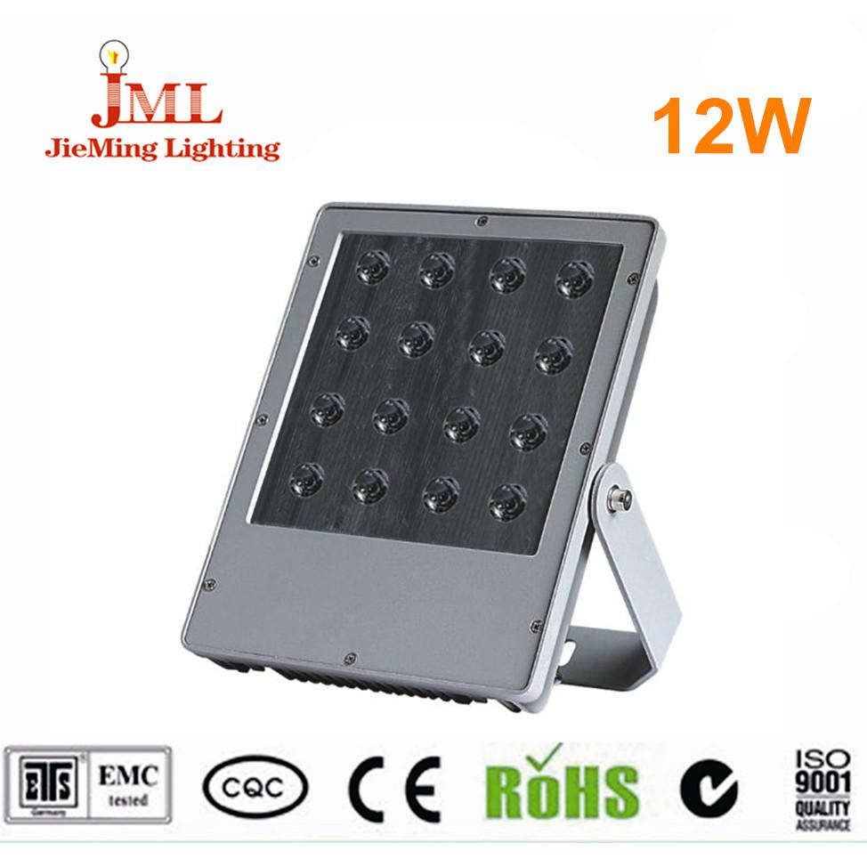 Floodlight Led 12w 16w Ip65 Dmx Waterproof Light Outdoor Lamps Dc