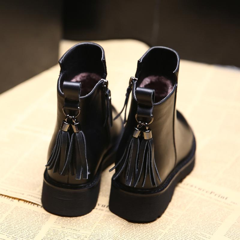 013e2ef333a4a 2018 New Fashion Soft Women Ankle Boots Spring Autumn Vintage Fringe Shoes  Woman Outdoor Rain Boot Ladies High Heels Footwear Boots Ladies Rain Boots  Ladies ...
