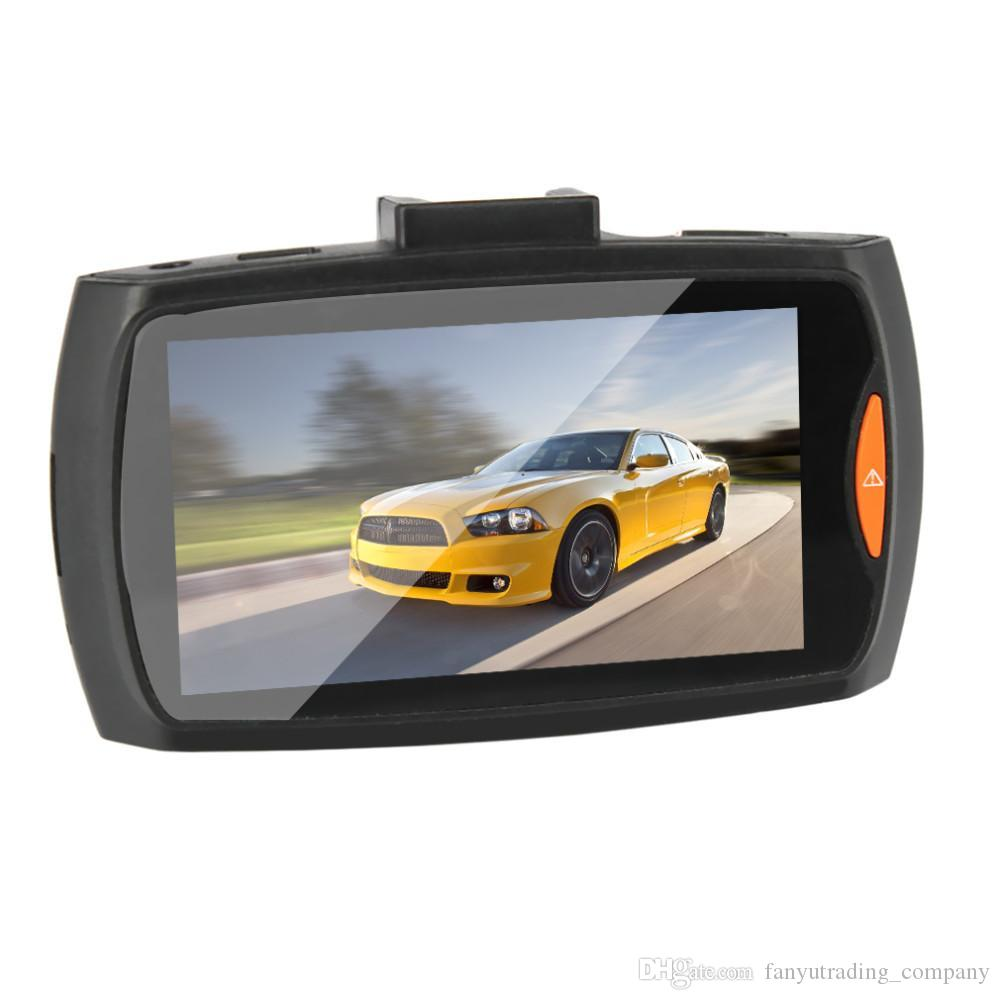 "Car Camera G30 2.4"" Full HD 1080P Car DVR Dash Cam Video Recorder 120 Degree Wide Angle Motion Detection Night Vision G-Sensor"