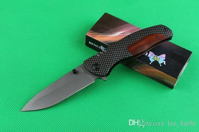 Recemmend Butterfly F71 versione in carbonio coltelli da esterno sopravvivenza campeggio caccia coltello pieghevole A07 A161 A162 A163 spedizione gratuita