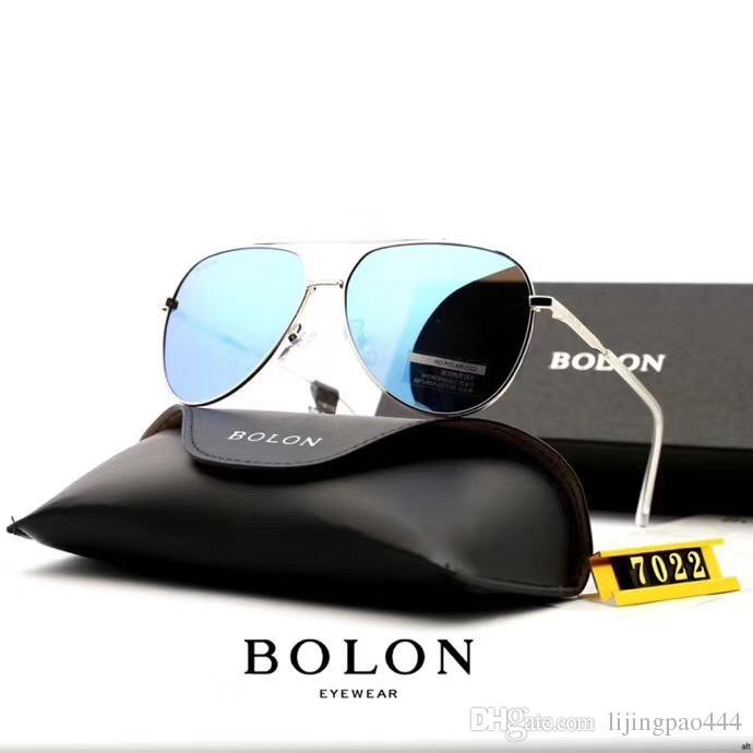 430ff6fa820 2018 New Pilot Sunglasses Men Vintage HD Polarized Sun Glasses Women ...