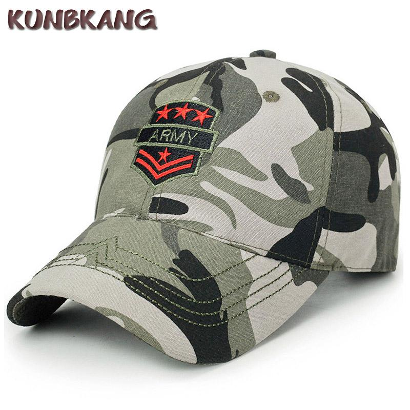 772c9a20b63 New Camo Tactical Baseball Cap Men Cotton Camouflage Army Snapback Cap Dad  Hat Bone Male Summer Sports Star Trucker Baseball Hat Baby Cap Embroidered  Hats ...