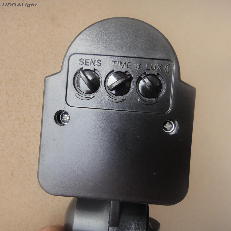 2018 Motion Sensor Light Switch Outdoor Ac 110v 220v Automatic ...