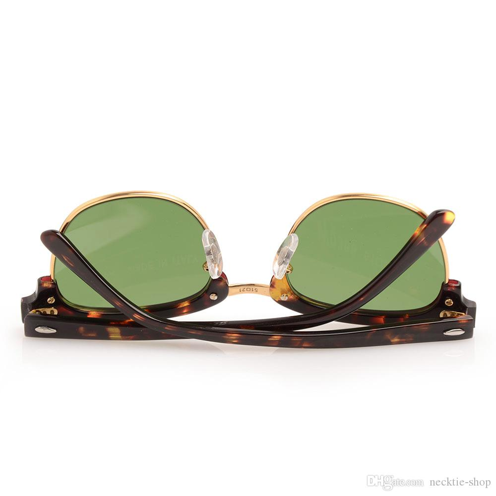 High Quanlity Brand Sun glasses Metal hinge Sunglasses Plank Tortoise Frame glasses sun glasses new mens sunglasses brand womens sunglasses