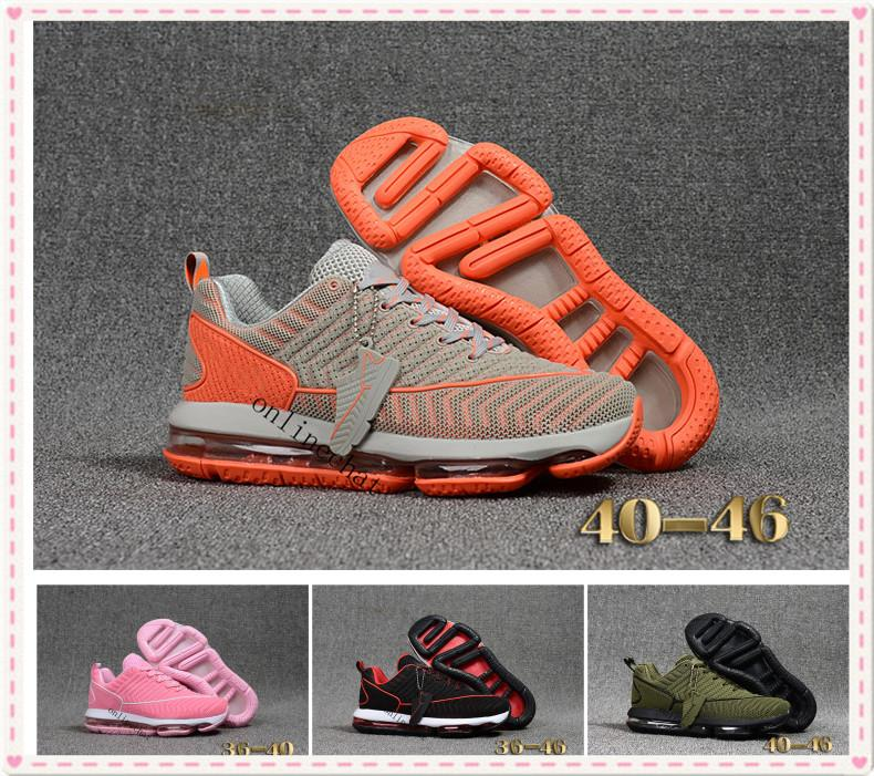 Free Shipping Cushion 2019 KPU Casual Shoes Men Women Cheap Outdoor 2018 Training Plastic Running Shoes Mens Trainers Size US 5.5-12 cheap sale get to buy LRl4l