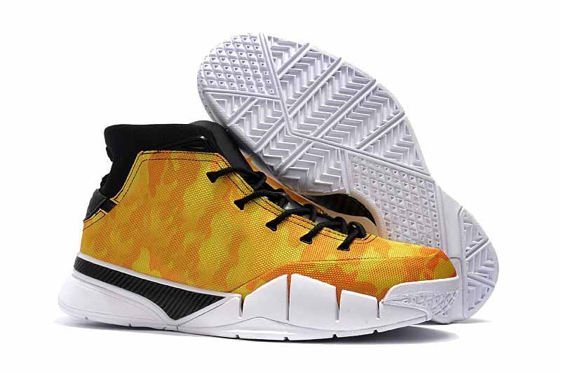 scarpe kobe 1 donna oro