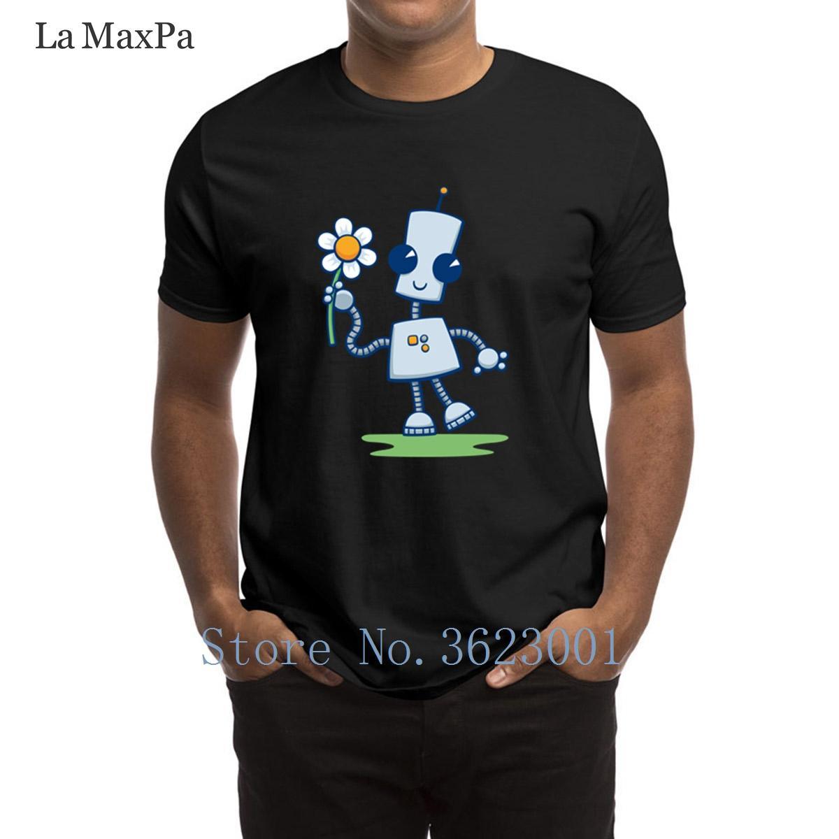 Custom Original T Shirt Neds Flower Mens T Shirt Fun Summer Style