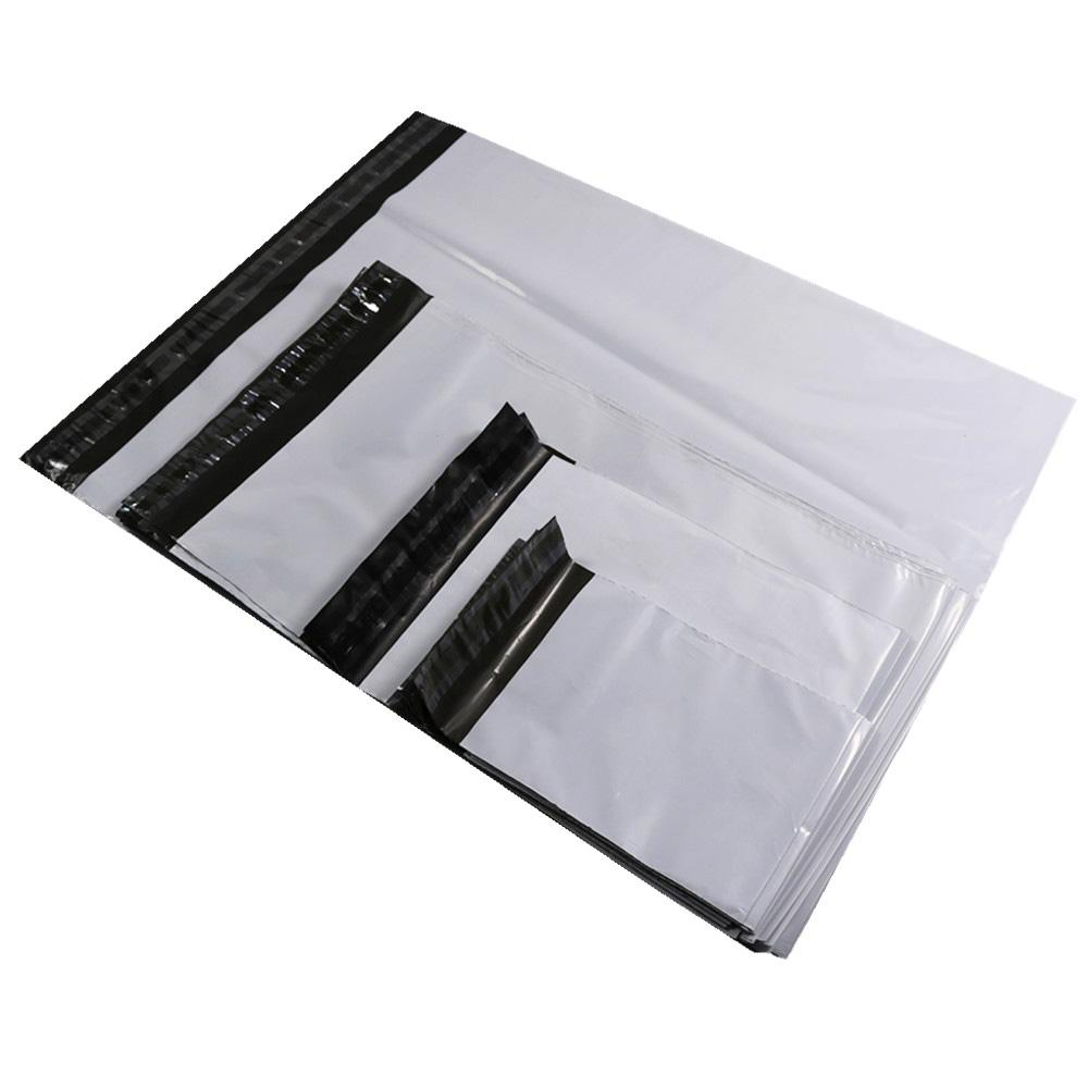 3ff53c3ea2 2019 Courier Bags Gray White Storage Bag Plastic Poly Shipping Bag Envelope  Mailing Bags Self Adhesive Seal Plastic Pouch From Waxer