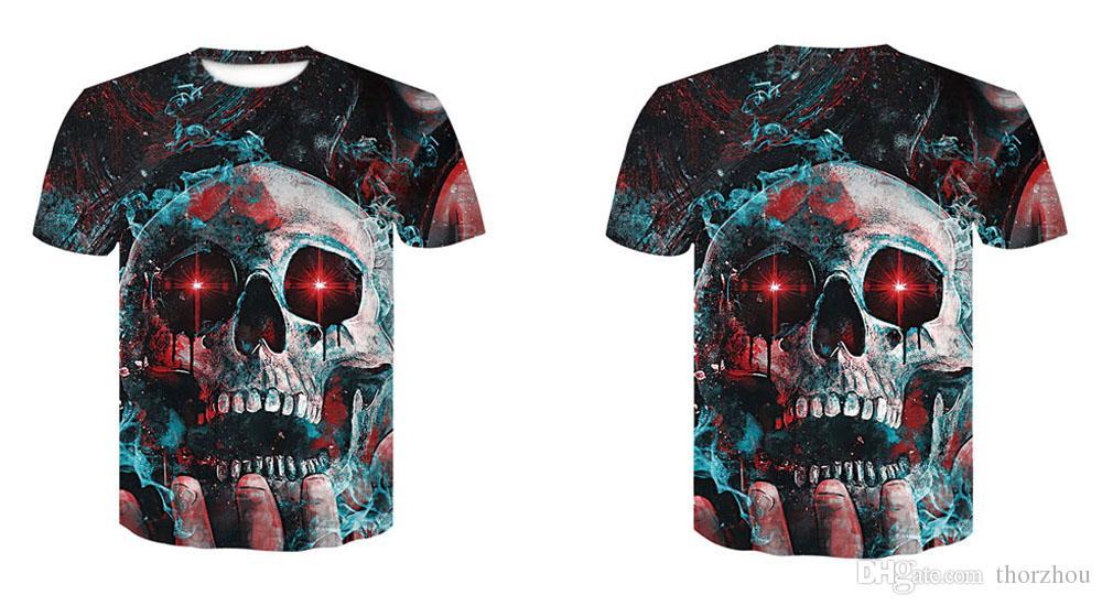 Wholesale sports t-shirt custom printed Cool Design Sublimation 3d T Shirt For Men