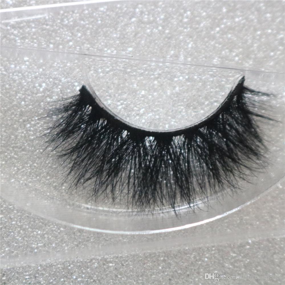 False Eyelashes Beauty Essentials 100% Quality Visofree Eyelashes 3d Mink Lashes High Volume Handmade Mink False Eyelashes Thick Full Strip Lashes Cruelty Free Cilios Posticos