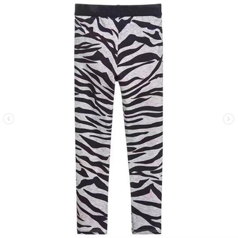 982fa0df593d1 Girls Leggings Baby Girl Clothes Pencil Pants Cotton Kids Trousers Print  Zebra Strips Children Leggings For Girls In Stock Cargo Uniform Pants For  Boys Boys ...