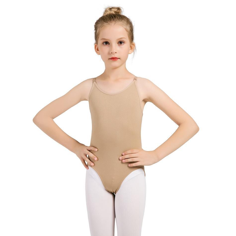 Compre Las Niñas Bailan La Ropa Interior Del Ballet Undergarment Las ...