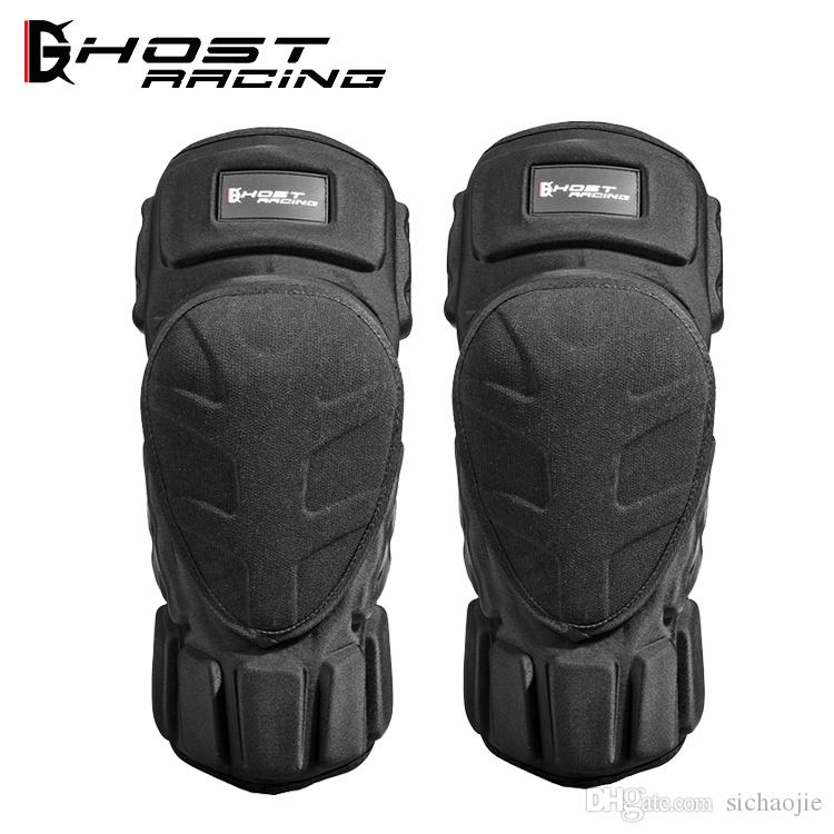 New Sports Safety motorcycle off-road knee pads /racing knee pads/riding armour/bicycle Anti fall knee pads black