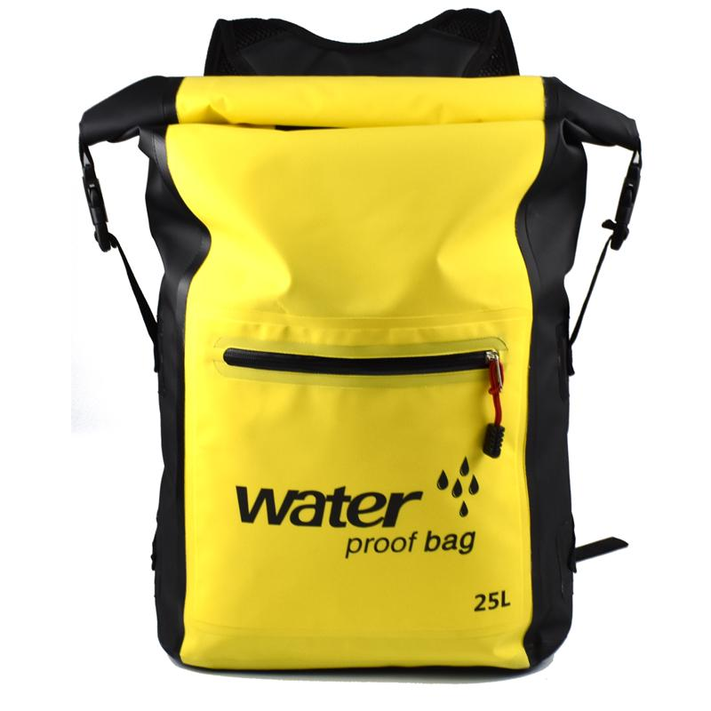 a6fc9f821d 25L Portable Sport Waterproof Dry Bag Sack Swim Storage Rafting Boating  Kayaking Canoeing Camping Travel Kits Floating Drift Bag Swimming Bags  Cheap ...