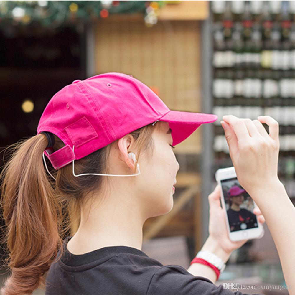 Bluetooth Hat наушников Hat Беспроводные наушники Бейсболка гарнитуры Динамик Микрофон Bluetooth гарнитура Hat для Спорта на открытом воздухе