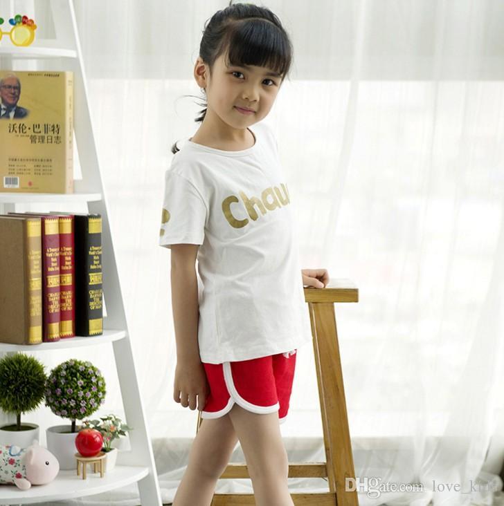 Vente chaude d'été enfants coton shorts garçons et filles vêtements mode bébé pantalons pour enfants shorts décontractés top qualité