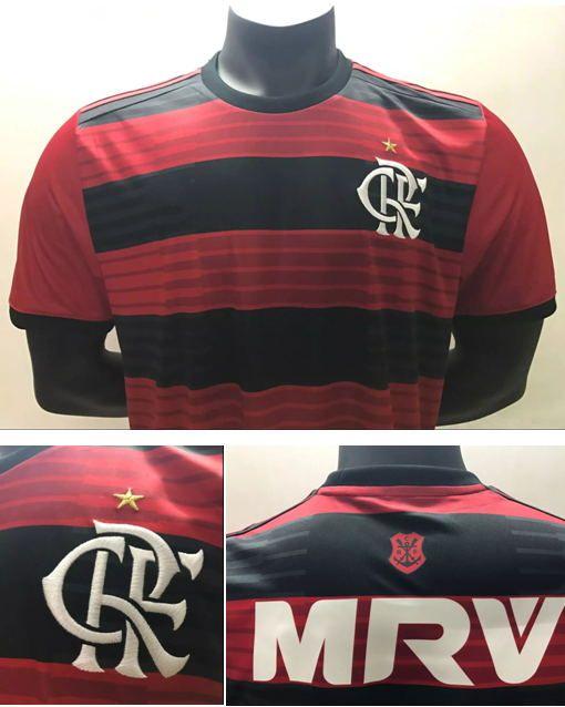 7d58f380d 2019 Perfect 2018 CR Flamengo 18 19 Soccer Jerseys 2019 Brazilian Club  Custom Name Number GUERRERO 9 DIEGO 10 Football Shirts AAA Fotbul From  Worldcupjersey ...