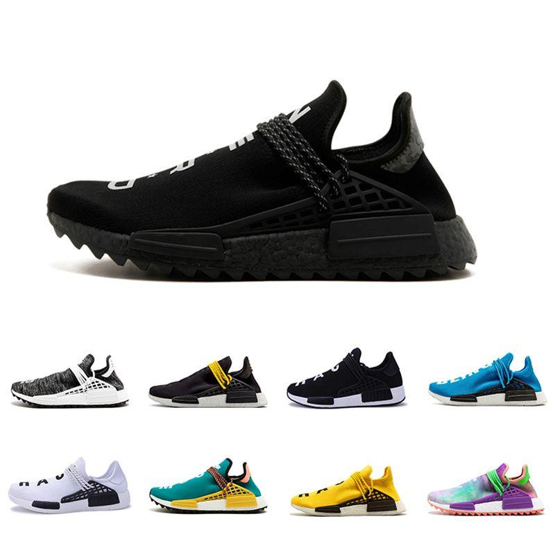 f938657c00a71 2018 Human Race Sneaker Cream Core Black Nerd White Equality Holi Hu ...