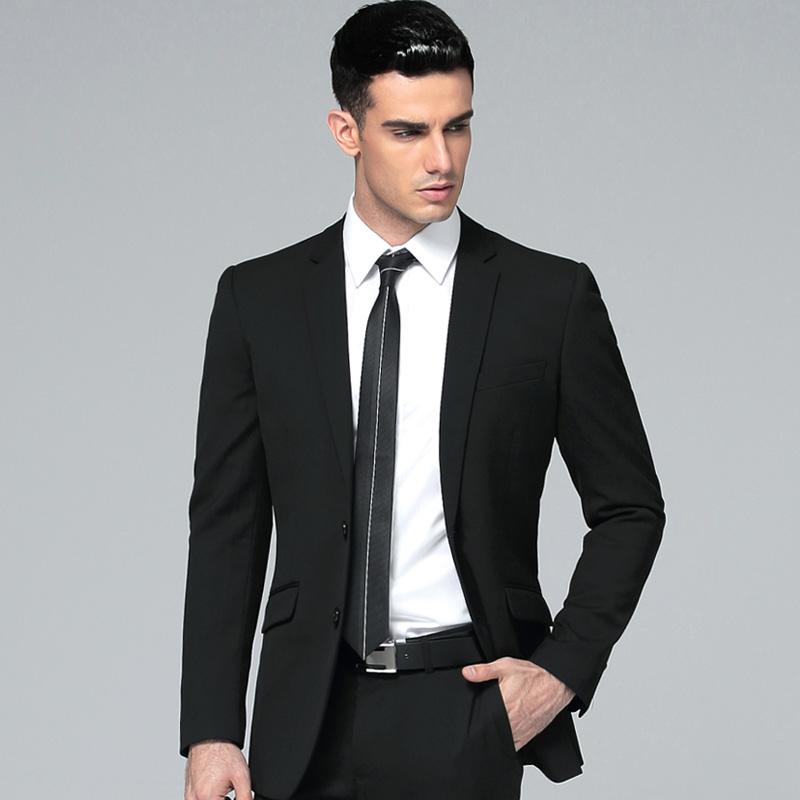 Online Cheap High Quality New Groom Tuxedos Suits Men Prom Suits ...