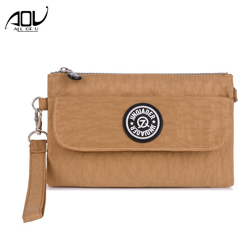 a0fe7c5388 AOU 2 Layers Envelope Clutch Bags For Women 2018 Crossbody Bag Trend Handbags  Evening Bags Ladies Messenger Phone Wallet White Handbags Ladies Purses  From ...