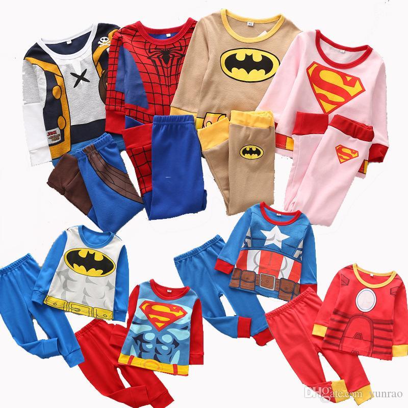 7989c8f2d78f3 Acheter Pyjama De Noël Renne Bébé Noël Bébé Garçon Vêtements Homewear Pour  Enfants 100% Coton Bébé Fille Vêtements 42 Conceptions Dinasour De  8.65 Du  ...