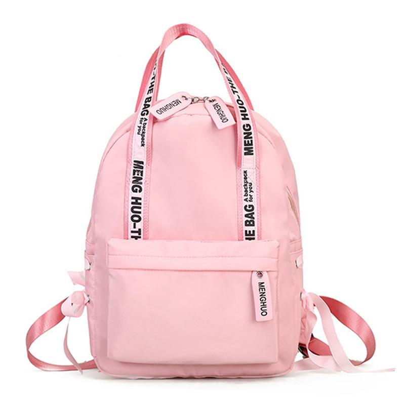 2019 Fashion Fashion Large Capacity Backpack Women Preppy School ... b77295f6fbd5b