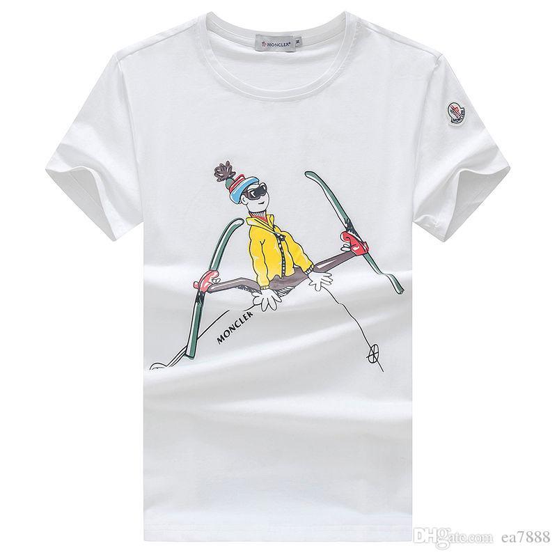 dd983f2ca1e6 Summer Short Sleeve T Shirt Men S Wear Korean Version Of Men S Half Sleeved  Button Down Shirt Round Neck Clothing Slim T Shirt Trend Online T Shirt  Printing ...