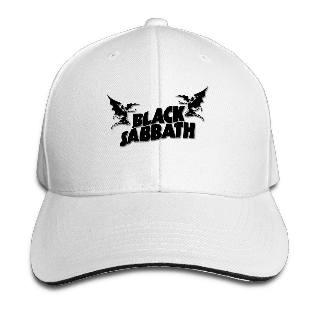 Compre Gorra De Béisbol Negro Sabbath Banda De Rock De Impresión Para  Hombre Para Mujer Gorras De Béisbol Ajustable Snapback Gorras Moda Sombreros  Hombre ... e60b26011a4