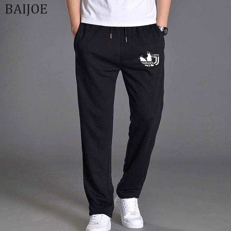 f610ad1a0 Compre Tamaño Grande 4XL Pantalones De Moda Hombres Doodle Negro Pantalones  De Impresión Pantalones De Jogger De Los Hombres Pantalones Deportivos De  ...