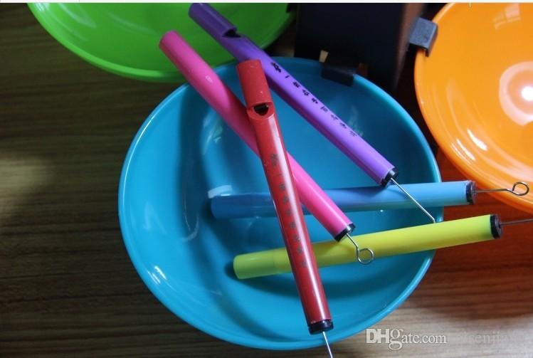 2019 Children's Toys Tubular Music Rhythm Mini Bird Flute Lark Whistle Birdie Flute 6g