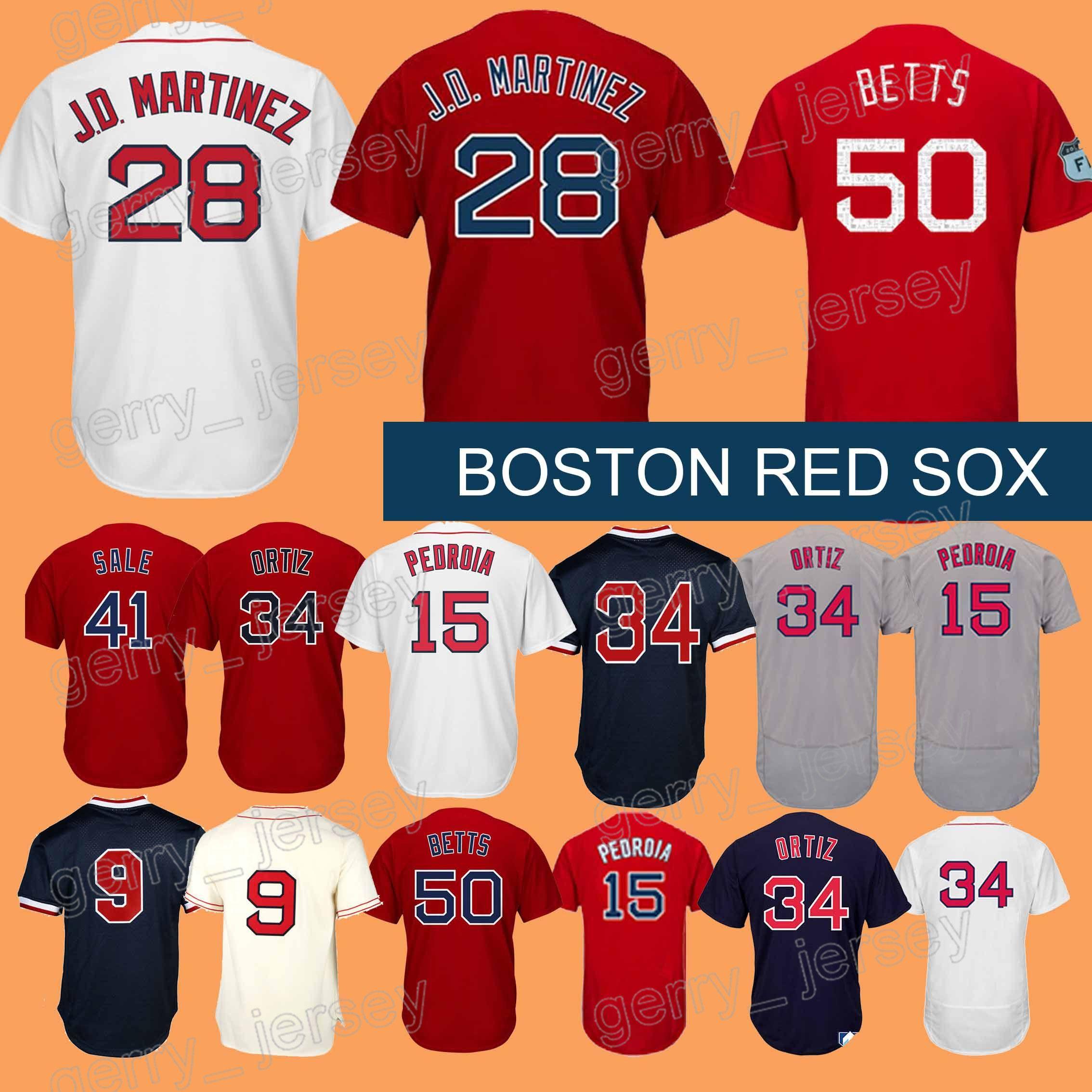 9ae8bc4f9f6 Boston Red Sox T Shirt Jersey - BCD Tofu House