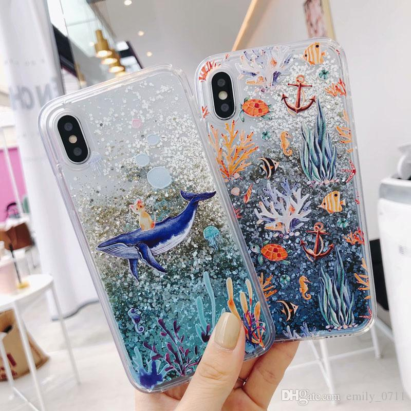 coque dauphin iphone 6