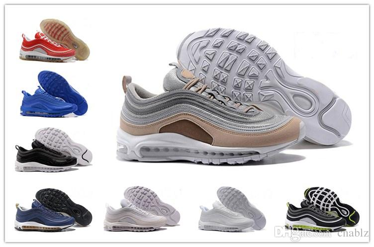 uk availability 509b4 52679 New 97 Breathe Cashmere Core Cloth Running Shoes Fashion Designer For Men  Women Authentic Quality 1 97 Sports Sneakers 97 Shoes Og Running Shoes OG  Sports ...