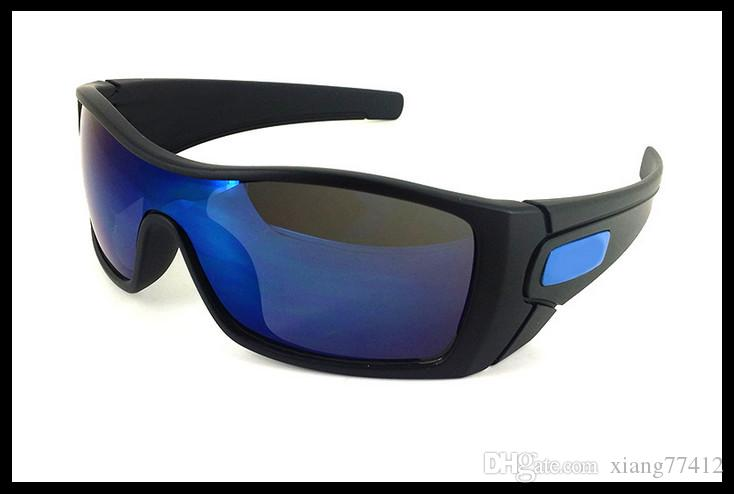 Yeni güneş gözlüğü, güneş gözlüğü, güneş gözlüğü, dış ayna toptan dış ticaret, göz kamaştırıcı güneş gözlüğü yapışık çifti.