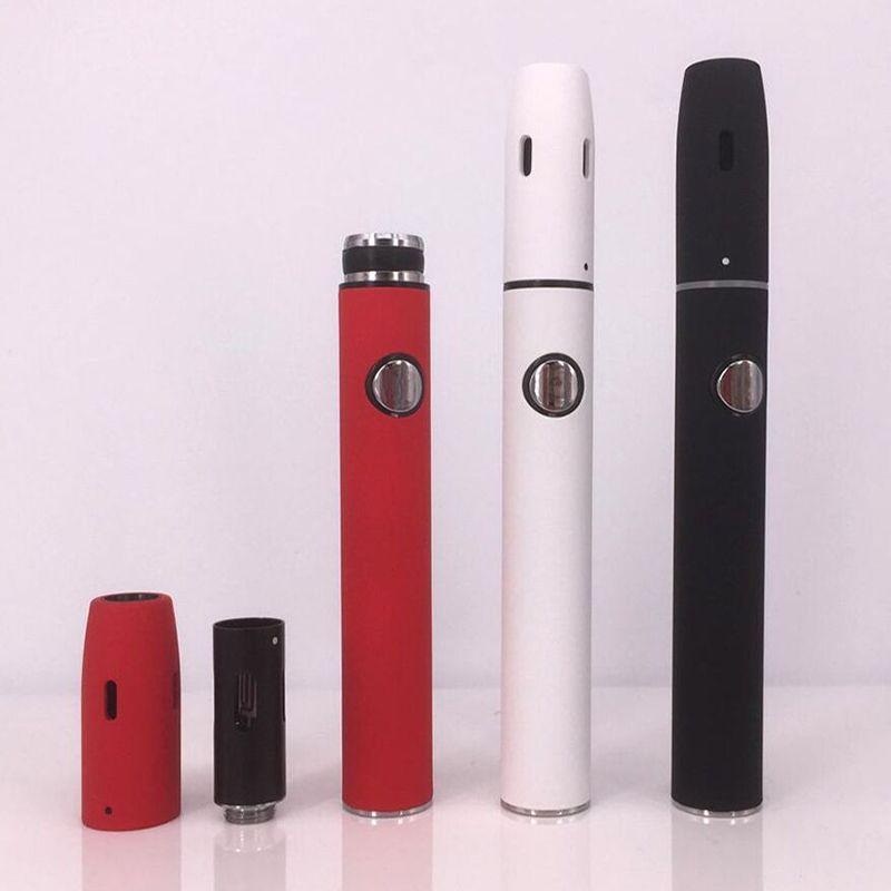 Gift Box Kamry Kecig 2.0 Plus Ecig Heating Stick Kit With 650mah Battery Electronic Cigarette for Heating Tobacco Cartridge